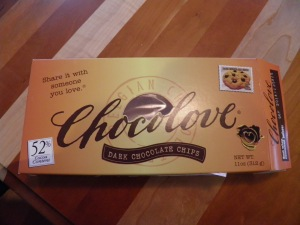 Chocolove Dark Chocolate Chips