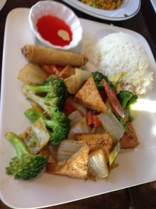 Buddha's Feast with Tofu