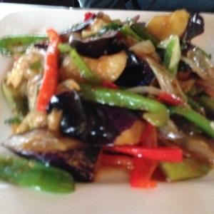 Yushan Eggplant