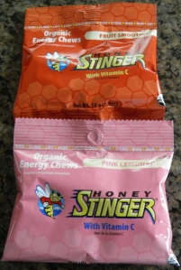 Honey Stingers Organic Energy Chews