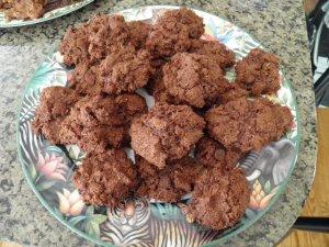 Gluten Free Chocolate Macaroons