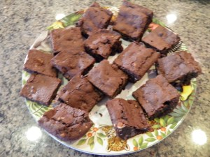 Glutino Brownies